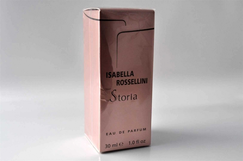 isabella rossellini storia eau de parfum 30 ml. Black Bedroom Furniture Sets. Home Design Ideas