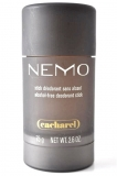 Cacharel Nemo, for men, alcohol-free Deodorant Stick, 75 ml