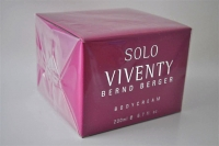 Bernd Berger Solo Viventy, woman, Body Cream, 200 ml