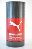 Puma time to play, man, Deodorant Stick, 75 ml